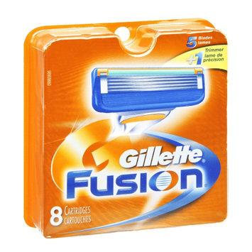 Gilette Fusion Blades - 8 CT