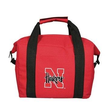 NCAA Nebraska University of Corn Huskers 12 Pk Cooler