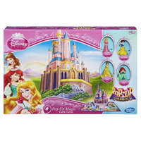 Hasbro Disney Princesses Pop Up Magic Castle Game