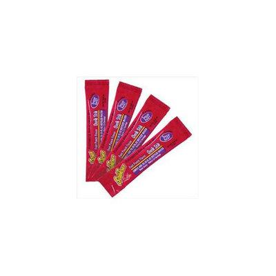 Sqwincher 690-060103-LA Sugar Free Qwik Stik 20 Oz Yield Lemonade Powder Pack 50-Pkg-500-Cs