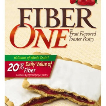 Fiber One Fruit Flavored Toaster Pastries