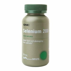 GNC Selenium 200