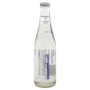 Dry Soda, Lavender, 4 x 12.00 OZ (Pack of 6)