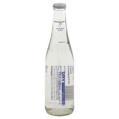 Dry Soda, Lavender, 4 x 12.00 OZ (Pack of 6)