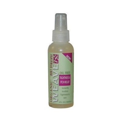 Organic Root Stimulator Weave Rx Tightness & Itch Relief - 4 oz
