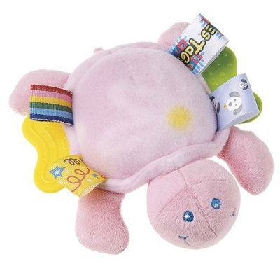 Mary Meyer Taggies Teether (frog/turtle)