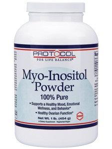 Myo-Inositol 1lb by Protocol For Life Balance