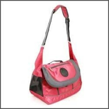 Sherpa Sport Sack Pet Dog Ferret Purse Carrier Tote Kitten Small Pink small - 15