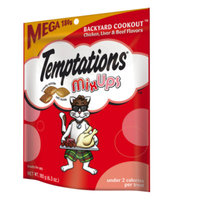 Whiskas WHISKASA Tempations Mix Ups Cat Treats