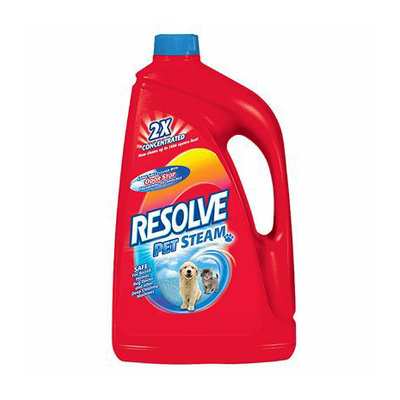 Resolve Pet Steam 2X Concentrated Large Area Carpet Cleaning Liquid