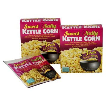 Wabash Valley Farms Whirley-Pop KettleKorn Popcorn Kit 8 pk.