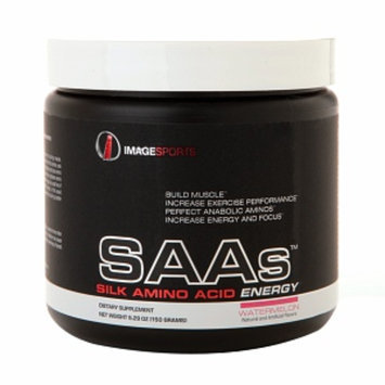 Image Sports SAAs Silk Amino Acid Energy