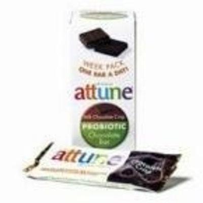 Attune Foods Chocolate Crisp Probiotic Bar (4x7x0.7 Oz)