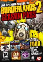 2K Games Borderlands 2 Season Pass