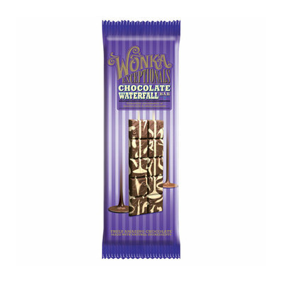 Wonka Exceptionals : Chocolate Waterfall Bar