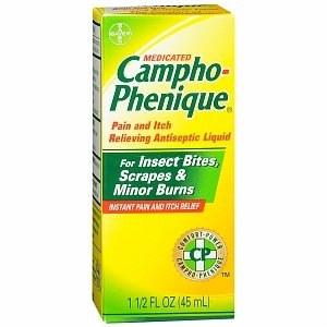 Campho-phenique Pain Relieving Antiseptic Liquid