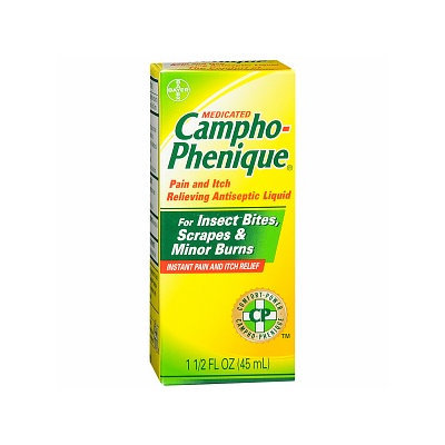 Campho-phenique Pain Relieving Antiseptic Liquid