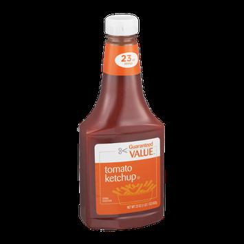 Guaranteed Value Tomato Ketchup