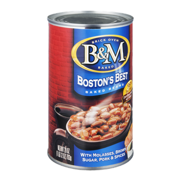 B&M Boston's Best Baked Beans