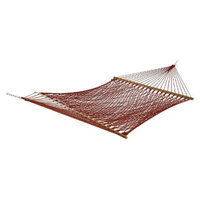 Pawley's Island DuraCord Rope Hammock - Red