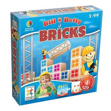Smartgames SmartGames Bill & Betty Bricks Game