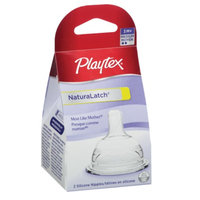 playtex® NaturaLatch® Nipple Medium Flow