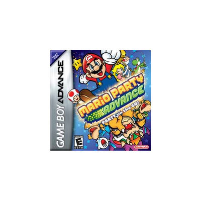 Nintendo Mario Party Advance