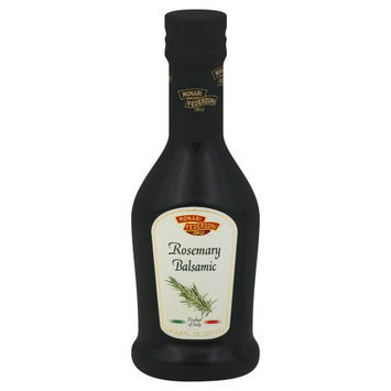 Monari Federzoni Vinegar, Balsmic, Rosemary, 8.50-Ounce (Pack of 6)