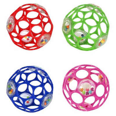 Rhino Toys Oball Rattle