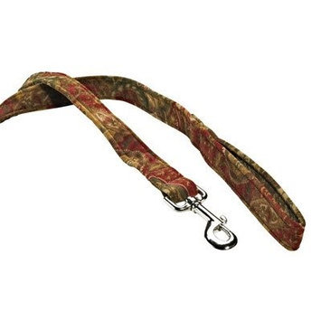 Bowsers Stylish Triple Duke Layer Dog Leash, 6' (3/4 Wide), Duke