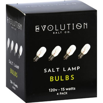 Evolution Salt CLEAR BULB,15 WATT