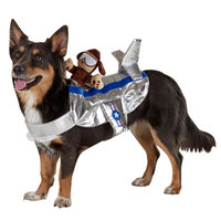 Top PawA Pilot Rider Costume