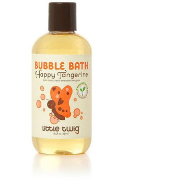 Little Twig Bubble Bath Happy Tangerine, 8.5 oz