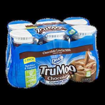Dean's TruMoo Chocolate Lowfat Milk - 6 CT