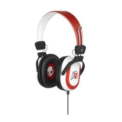 Skullcandy Agent Utah Over-the-Ear Headphones (SGAGCZ-030) - Red/White