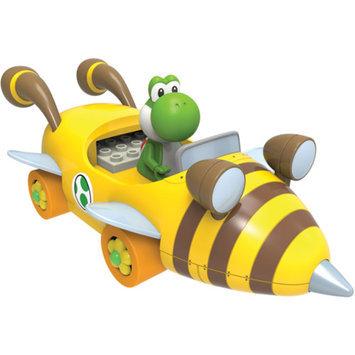 K'NEX Mario Kart 7 Yoshi Bumble V Kart Building Set