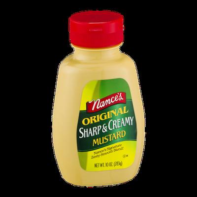 Nance's Sharp & Creamy Mustard Original