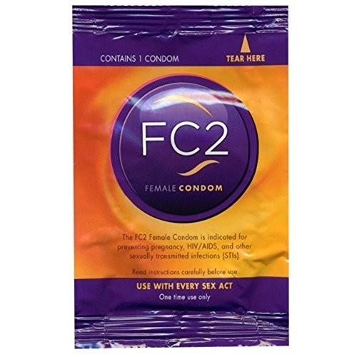 FC2 Female Condom - Quantity - 10 Pack