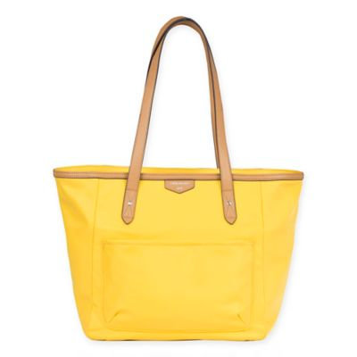 TWELVElittle Everyday Tote Diaper Bag - Yellow