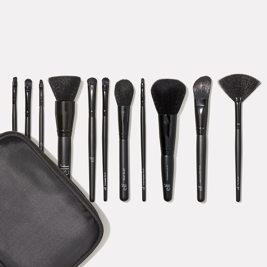 e.l.f. 11 Piece Brush Collection