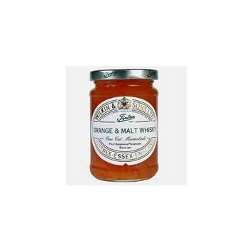 Tiptree Orange & Malt Whiskey Marmalade 12oz Jar