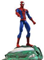 Diamond Comics Marvel Select Spider-Man Action Figure