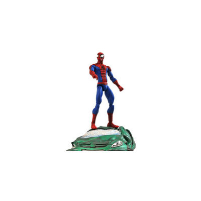 Diamond Comics Marvel Select Spider-Man Action Figure