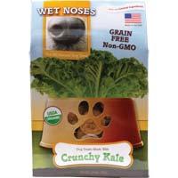 Wet Noses Grain Free Crunchy Kale Dog Treats, 14 oz.
