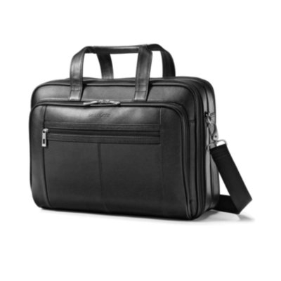 Samsonite Checkpoint-Friendly Leather Business Case