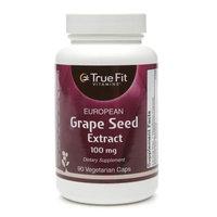 True Fit Vitamins European Grape Seed Extract