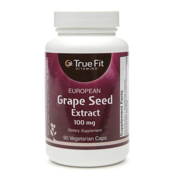 True Fit Vitamins European Grape Seed Extract