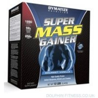Dymatize Nutrition Super Mass Gainer, Variety Pack, 12 Pounds