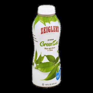Zeigler's Green Tea with Ginseng & Honey