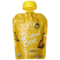 Ellas Kitchen Ella's Kitchen Organic Smoothie Fruits, The Yellow One, 3 Ounce Pouches (Pack of 7)
